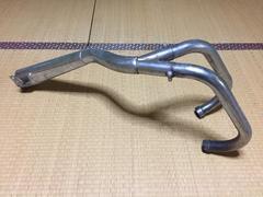 GS400 マフラー 直管