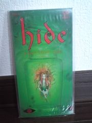 hide、EYES LOVE YOU