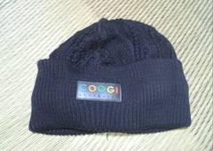 新品coogi セータ-ニット帽子Lオーストラリア製クージー