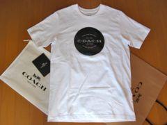 25920円★コーチ★ミックスド カモ Tシャツ メンズ XS
