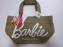 新品バービー原宿オリジナルトートバッグ定価2625円Barbie