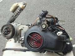 スーパージョグZR(3YK-9)エンジンセット