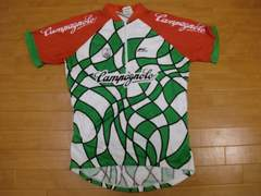 ヴィンテージ カンパニョーロ サイクルジャージ 2XL