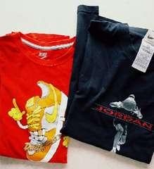 NIKE Tシャツ メンズ/2枚セット Lサイズ