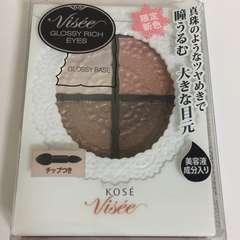 ヴィセ★グロッシーリッチアイズ★限定ウォームスキン★BR-9★未