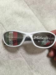 ミレニアルズのサングラス