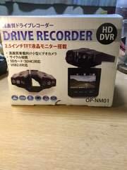 高画質ドライブレコーダー 新品未使用