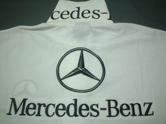 必見★激安★Mercedes‐Benz★ポロシャツ★M★白★新品★SALE★