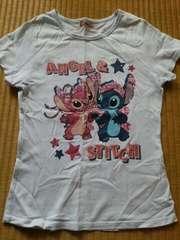 サイズ150スティッチのTシャツ