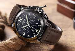 新作MEGIR正規腕時計◆日本未発売パネライtype海外高級