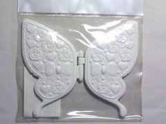 新品♪即決 ラブリーバタフライ コンパクトミラー/定価380円