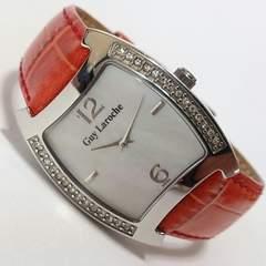 Guy Laroche (SWISS 製) クォーツシェル文字盤 レディース腕時計