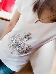 Rady*シャンデリア*キラキラ*Tシャツ