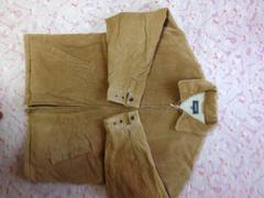 コーデュロイのジャケットLLサイズ