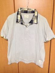USED★チャオパニックLサイズ/ポロシャツ送料込み¥980スタ
