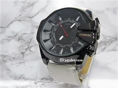 新品 定形外可能 腕時計 白 ホワイト/ディーゼル好き
