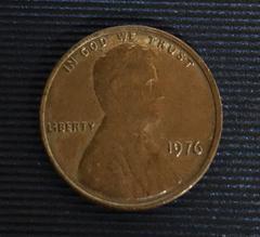 古銭 アメリカ 合衆国 ONE CENT コイン 1976年S 中古