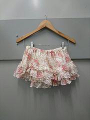 LIZ LISA☆起毛花柄キュロット