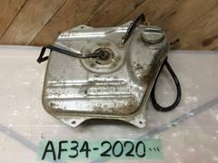☆ AF34 ホンダ ライブディオ 燃料タンク 錆びなし AF35 ZX