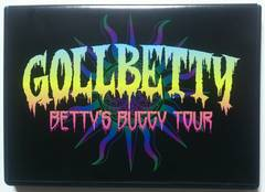(DVD)GOLLBETTY/ゴルベティー☆入手困難なライブ会場&通販限定販売品