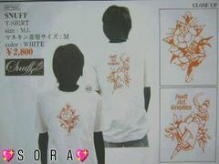 【SNUFF】アートグラフィック♪タトゥプリントTシャツ