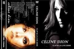 ≪送料無料≫CELINE DION プロモ & LIVE2008 セリーヌディオン