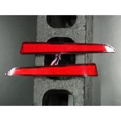 スバル ジャスティ 48連 LEDリフレクター LEDリアバンパーライト