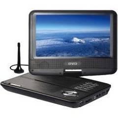 10型フルセグ搭載DVDプレーヤー車載対応AV出入力端子搭載