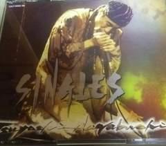 2枚組CD 長渕剛 SINGLES Vol.3 1988〜1996