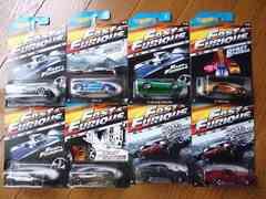 ワイルドスピード ホットウィール全8種FAST&FURIOUS 350Z