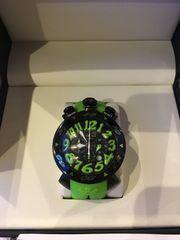 新品?ガガミラノ 腕時計 メンズ 48mm クォーツ 格安