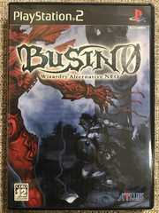BUSIN0 Wizardry Alternative NEO 美品 PS2