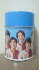関ジャニ∞×セブンチョコボール缶