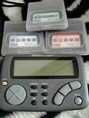 送1円◆ベネッセ,英語入試TOEIC暗記携帯ゲームポケチャレ最安レア非売品