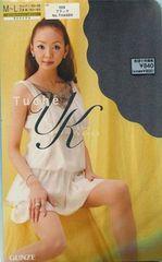 モバオクで買える「☆GUNZE Tucheトゥシェ神田うのプロデュース ラメバイアス柄」の画像です。価格は480円になります。