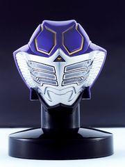 ライダーマスクコレクション Vol.1 仮面ライダー王蛇