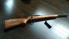 VSR パドックカスタム 木製ストック マルイ M40