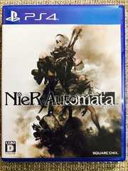 即決 送料込み ニーアオートマタ 美品 PS4 NieR Automata