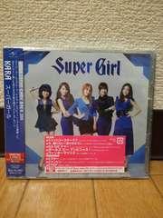 KARA スーパーガール 初回限定盤A CD+DVD 新品