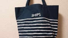 超激安 正規品 最新 未使用(展示品) SHIPS   トートバッグ