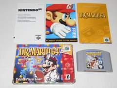 N64★DR MARIO 64 海外版(国内本体動作不可)
