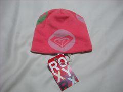 wb208 ROXY ロキシー リバーシブル ニット帽