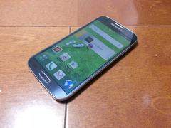 即落/即発!!超美品 SC-04E Galaxy S4 ブラック