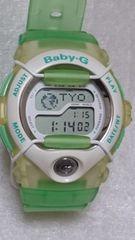 腕時計 CASIO ベイビージー/Baby-G ワ−ルド機能