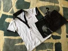 moussyマウジー☆Tシャツ白☆黒デニスカ新品タグ付☆2点まとめ売り