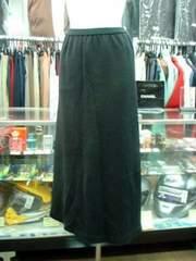 【HANAI YUKIKO】ニットロングスカートです