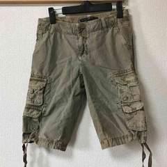 ★小さいサイズ  GAP  裾絞りカーゴパンツ  XXS★