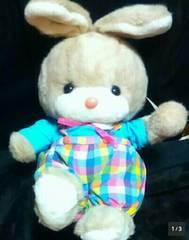 レア 新品 52cm 大 サイズ 吉徳 うさぎ ぬいぐるみ ヨシトク 兔