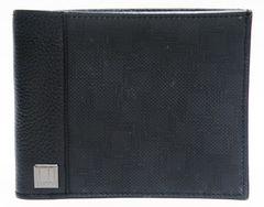 美品dunhillダンヒル 二つり折財布 札入れ 良品 正規品