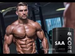BCAAの上を狙う次世代型シルクアミノ酸SAA!プロアナボリック スポーツ サプリメント